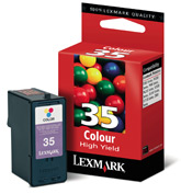 Lexmark tintapatron 18C0035 Lexmark Z812 tintasugaras nyomtatóhoz