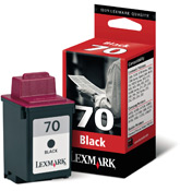 Lexmark tintapatron 12A1970 Lexmark Color Jetprinter 5000 tintasugaras nyomtatóhoz