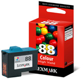 Lexmark tintapatron 18L0000 Lexmark Z65 tintasugaras nyomtatóhoz
