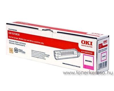 Oki 44059106 toner magenta (C810) Oki C810cdtn lézernyomtatóhoz