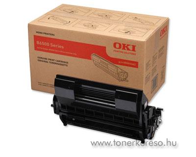 Oki 9004462 toner fekete (B6500)