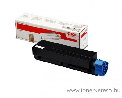 Oki B412dn/B432dn eredeti black toner 45807102 Oki B432dn lézernyomtatóhoz