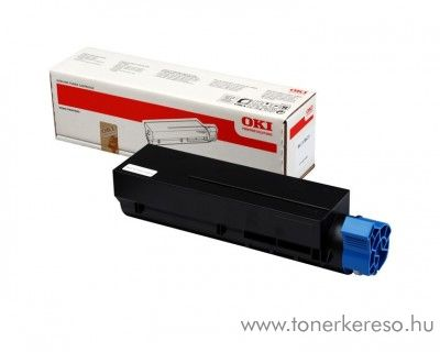 Oki B412dn/B432dn eredeti black toner 45807106 Oki B412dn lézernyomtatóhoz