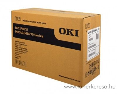 Oki B721/MB760 eredeti maintenance kit 45435104