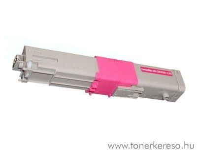 Oki C301/C321 utángyártott magenta toner SP
