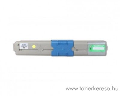Oki C310/330/510/530 yellow utángyártott toner (44469704) SP Oki C531 lézernyomtatóhoz