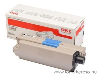 Oki C332/MC363 eredeti black toner 46508716 Oki C332DN lézernyomtatóhoz