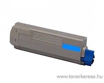 Oki C610/C610dn utángyártott cyan toner CWO44315307