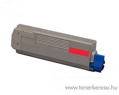 Oki C610/C610dn utángyártott magenta toner CWO44315306 Oki C610dn lézernyomtatóhoz