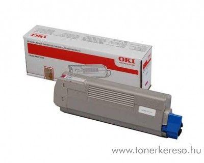 Oki C712n/C712dn eredeti magenta toner 46507614 Oki C712N lézernyomtatóhoz