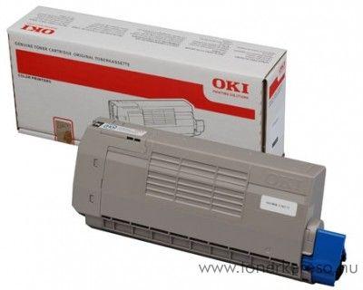 Oki C920WT eredeti white toner 44036059 OKI C920WT lézernyomtatóhoz
