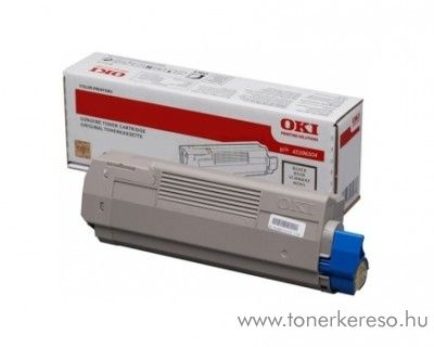Oki MC760/770/780 eredeti black toner 45396304 Oki MC780 lézernyomtatóhoz