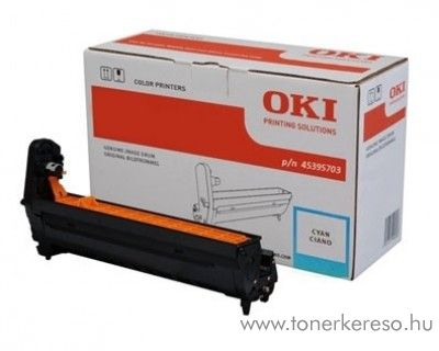 Oki MC760/770/780 eredeti cyan drum 45395703
