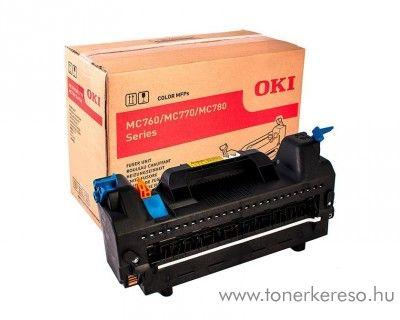 Oki MC760/770/780 eredeti fuser unit 45380003 Oki MC770 lézernyomtatóhoz