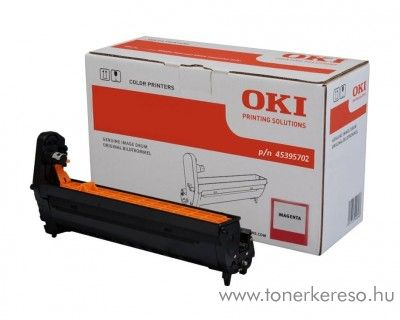 Oki MC760/770/780 eredeti magenta drum 45395702 Oki MC780 lézernyomtatóhoz