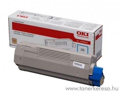 Oki MC770/780 eredeti cyan toner 45396203 Oki MC780 lézernyomtatóhoz