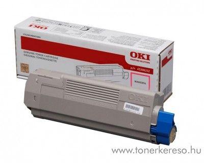 Oki MC770/780 eredeti magenta toner 45396202 Oki MC770 lézernyomtatóhoz