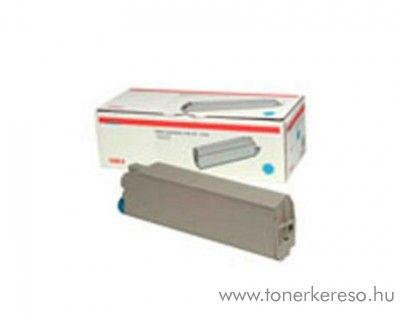 Oki MC851/861C eredeti cyan toner 44059167 Oki MC851CDTN lézernyomtatóhoz