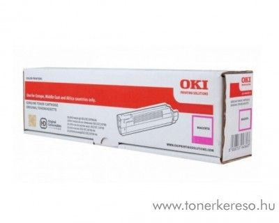 Oki MC853/MC873 eredeti magenta drum 44844470 Oki MC853dnv lézernyomtatóhoz