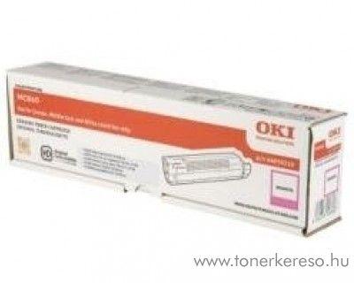 Oki MC861M eredeti magenta toner 44059254