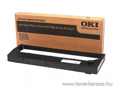 Oki MX-CRB eredeti black szalag 09005591 OKI Microline MX-8100 mátrixnyomtatóhoz