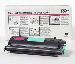 Minolta Color Page Pro toner bíbor (940-603) Minolta Color Page Pro lézernyomtatóhoz