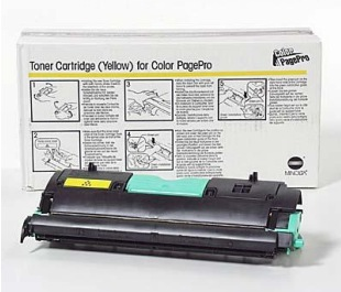 Minolta Color Page Pro toner sárga (940-503) Minolta Color Page Pro lézernyomtatóhoz