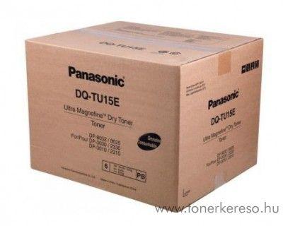 Panasonic DP2310 eredeti black toner DQ-TU15E