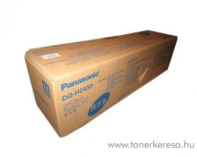 Panasonic DP3510 eredeti black drum DQ-H240D