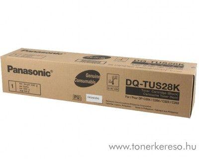 Panasonic DP-C264/354 eredeti black toner DQ-TUS28K