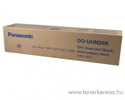 Panasonic DP-C62/322 eredeti black drum DQ-UHN36K