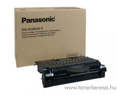Panasonic DP-MB300 eredeti black drum DQ-DCB020-X