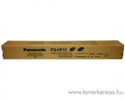 Panasonic FP7713 eredeti black drum FQ-HF13