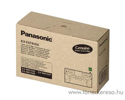 Panasonic KX-FAT410 eredeti faxtoner KX-MB1500/MB1520 2,5k