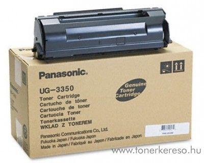 Panasonic UF585 eredeti black toner UG3350