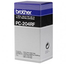 Brother PC204 Brother MFC-1025 tintasugaras nyomtatóhoz