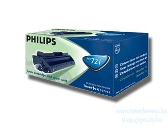 Philips PFA 721 Fax toner (Pl. Philips LaserFax 720/725 ..) Philips LaserFax 725 (LPF 725) faxhoz