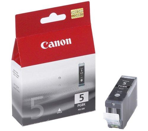 Canon PGI 5 fekete tintapatron PGI-5bk Canon PIXMA iP5300 tintasugaras nyomtatóhoz