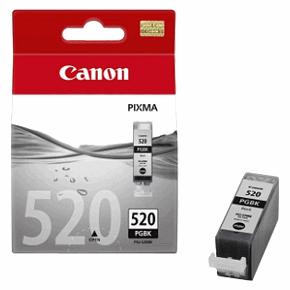 Canon PGI 520B fekete tintapatron Canon MP630 tintasugaras nyomtatóhoz