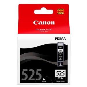 Canon PGI 525B fekete tintapatron Canon PIXMA MG6250 tintasugaras nyomtatóhoz