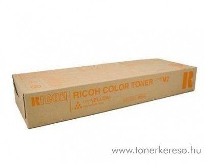 Ricoh Afi1224 (TypeM2) eredeti yellow toner 885322