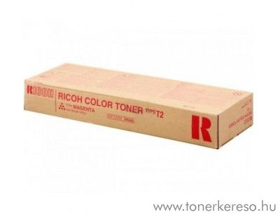 Ricoh Afi3224C (TypeT2) eredeti magenta toner 888485