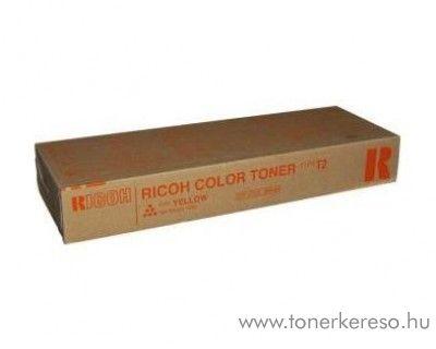 Ricoh Afi3224C (TypeT2) eredeti yellow toner 888484