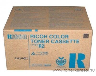 Ricoh Afi3228C (TypeR2) eredeti cyan toner 888347