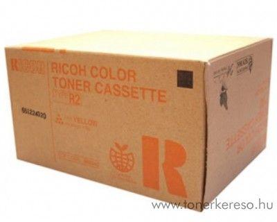 Ricoh Afi3228C (TypeR2) eredeti yellow toner 888345