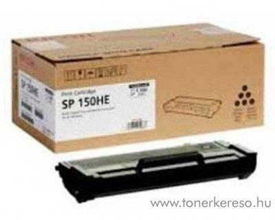 Ricoh Aficio SP150/150U (SP150HE) eredeti black toner 408010