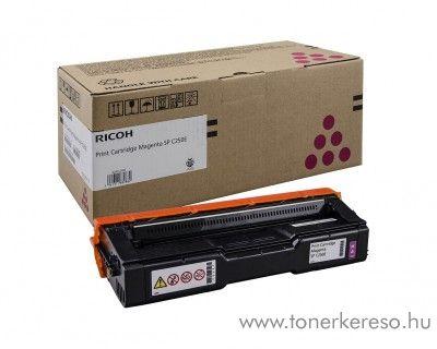 Ricoh Aficio SP C250DN/C250SF eredeti magenta toner 407545