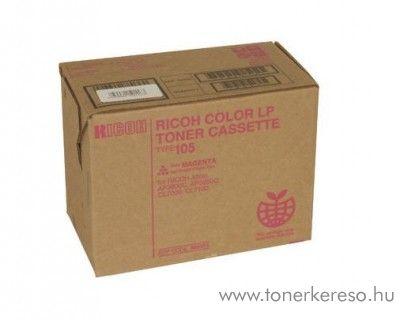 Ricoh AP3800 (Type105) eredeti magenta toner 885408