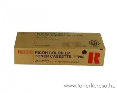 Ricoh AP3800 (Type205) eredeti black toner 885406
