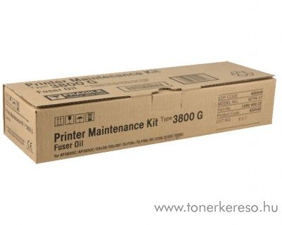 Ricoh AP3800 (Type3800G) eredeti maintenance kit 400549